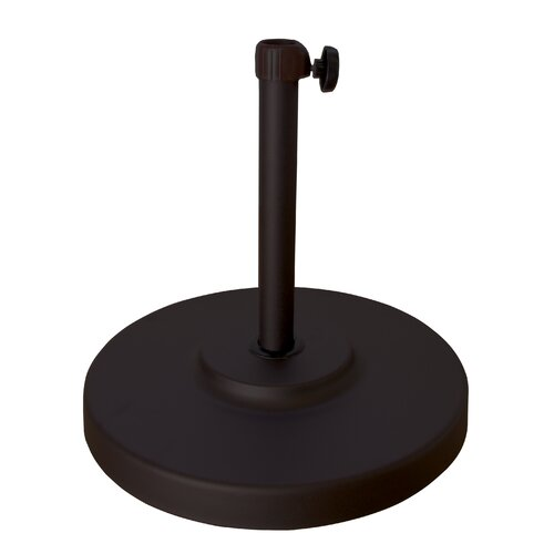 California Umbrella Free Standing Umbrella Base