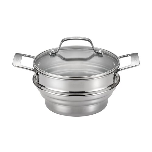 Circulon Universal Steamer with Lid