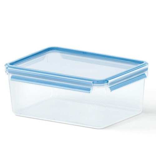 Emsa by Frieling 125 Oz. 3D Food Storage Deep Rectangular Clip and Close Container