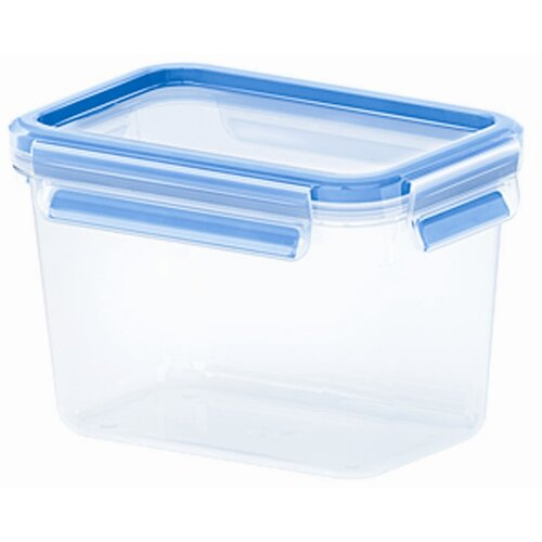 Emsa by Frieling 37 Oz. 3D Food Storage Deep Rectangular Clip and Close Container