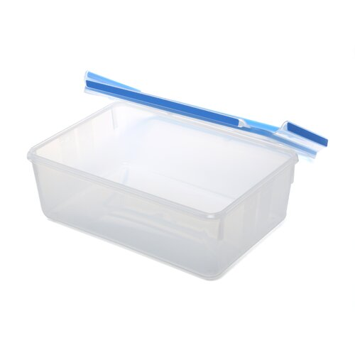 Frieling Emsa by Frieling 186 Oz. 3D Food Storage Deep Rectangular Clip and Close Container