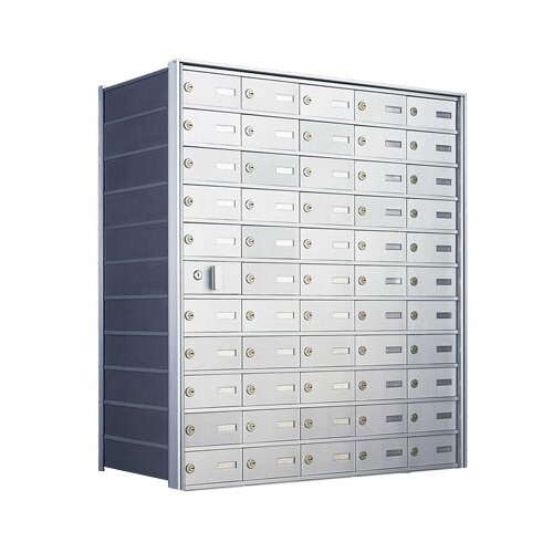 11 Unit High Private Distribution Mailbox