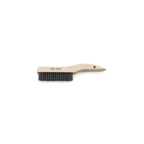 KD Tools Brush Scratch Shoe Handle 10In. Length