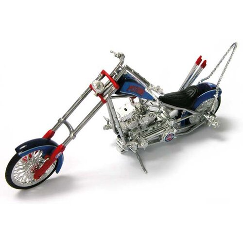 ERTL NBA Orange County Chopper Motorcycle