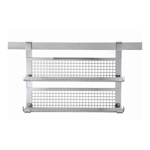 Rosle Stainless Steel Spice Rack with Double Shelf