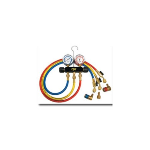 CPS Products Manifold Ac Dual Gas R12/R134A