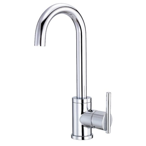 Parma Single Handle Single Hole Kitchen Faucet