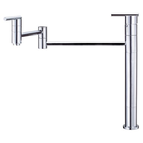 Parma Deck Mount Single Handle Single Hole Pot Filler Faucet