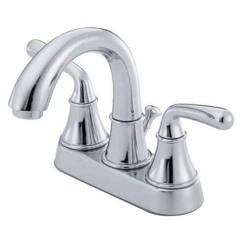 Danze® Bannockburn Centerset Bathroom Sink Faucet with Double Lever Handles