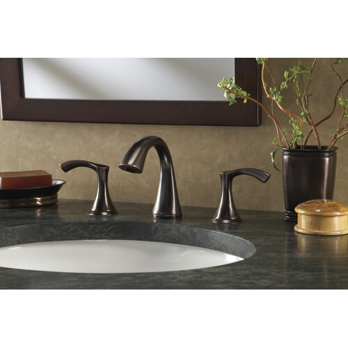Danze® Antioch Widespread Bathroom Sink Faucet with Double Lever Handles