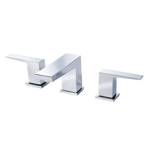 Danze® Mid-Town Double Handle Widespread Bathroom Faucet with Touch Down Drain