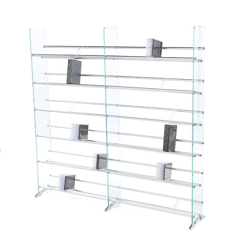 Deco Multimedia Storage Rack