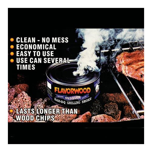 Camerons Flavorwood 12 Assorted Smoke Cans