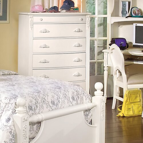 American Woodcrafters Cheri 5-Drawer Chest