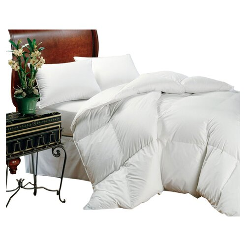 600 Fill Power Goose Down Comforter