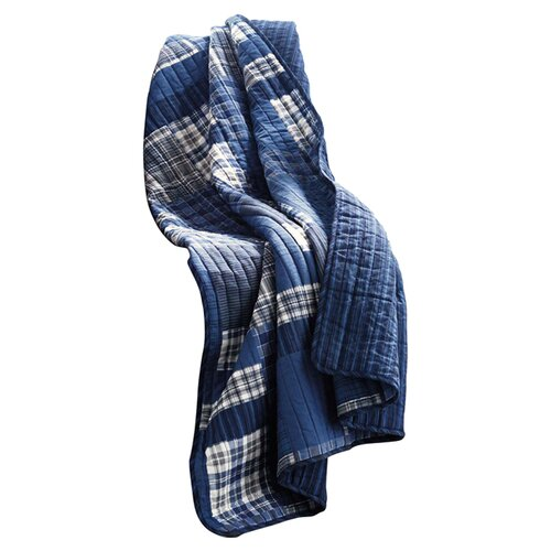 Eastmont Quilted Cotton Throw