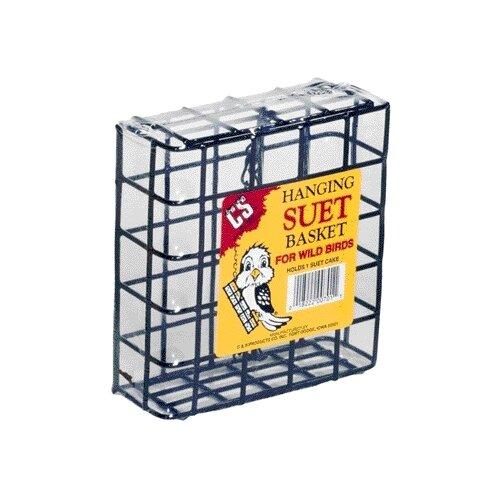 C&S Products Wire Suet Cake Bird Feeder