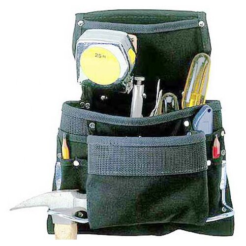 9 Pocket Nail & Tool Bag