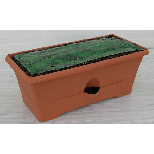 Garden Patch GrowBox Rectangular Planter