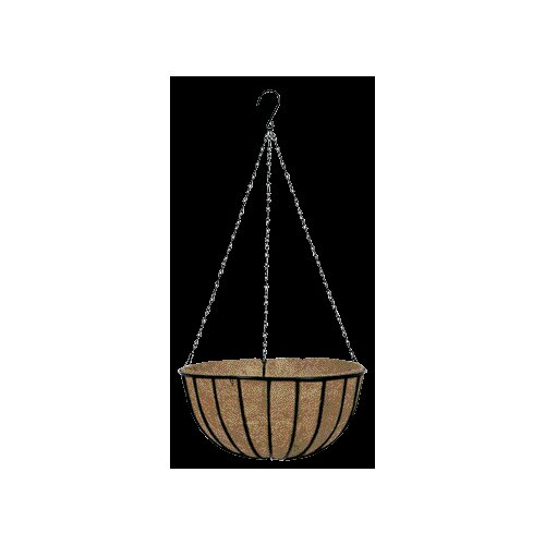 Gardman USA Trad Hanging Wire Basket Planter