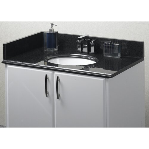 "Pegasus 25"" Granite Vanity Top"