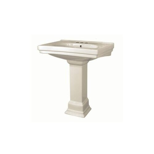 Structure Single-Hole Lavatory Bathroom Sink