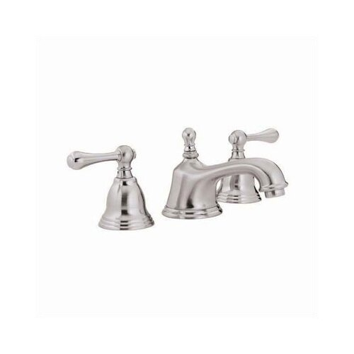 1000 Series Widespread Bathroom Faucet with Double Lever Handles
