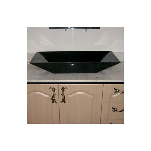 Pegasus Pegaus Rectangular Boat Vessel Bathroom Sink