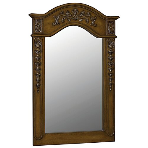 Belle Foret Carved Mirror