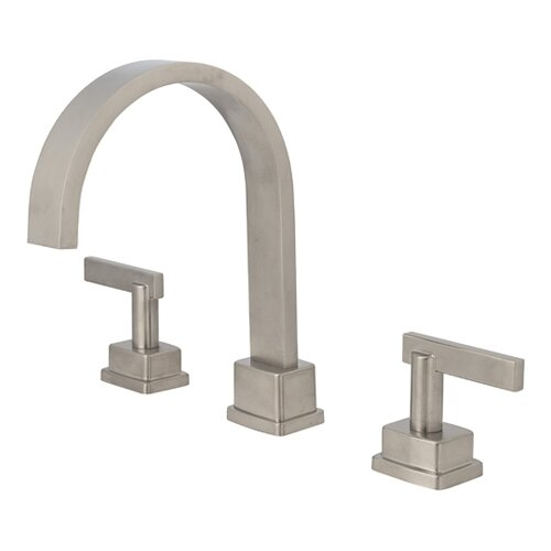 "Belle Foret Mainz 11.375"" Spout Height Roman Tub Faucet"