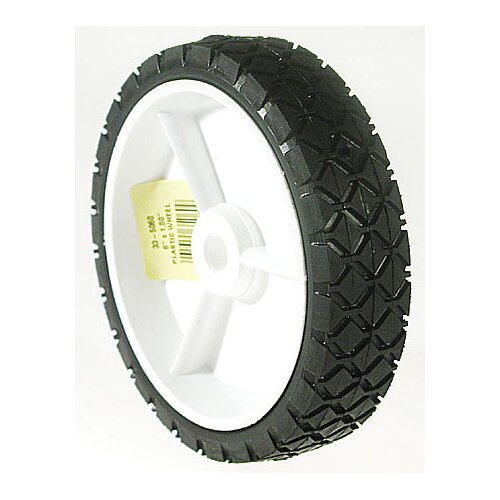 Maxpower Precision Parts Plastic Lawn Mower Wheel