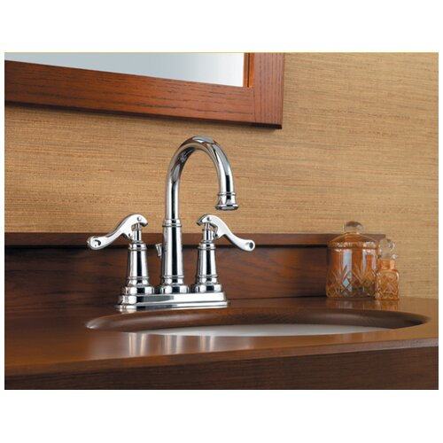 Price Pfister Ashfield Centerset Bathroom Faucet with Double Handles