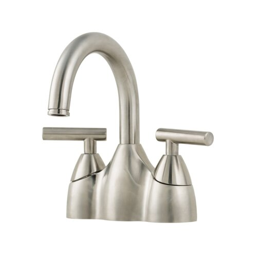 Contempra Centerset Bathroom Faucet with Lever Handles