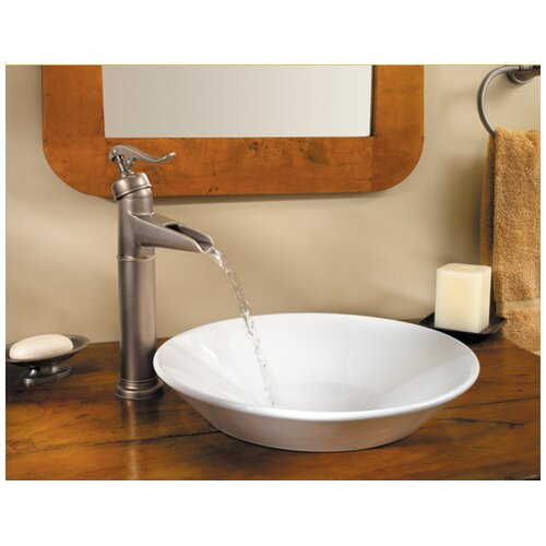 Price Pfister Ashfield Single Hole Vessel Bathroom Faucet with Single Handle
