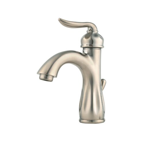 Sedona Single Hole Faucet with Single Scroll Handle