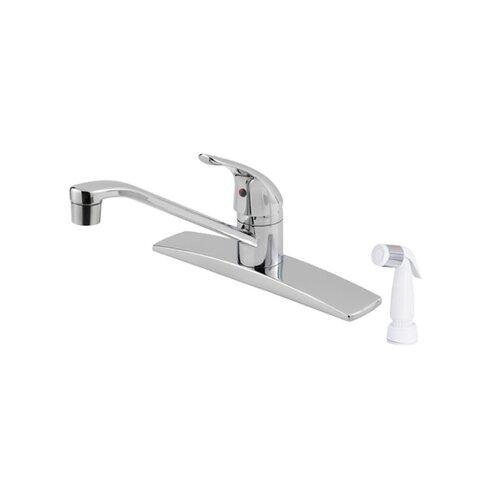 One Handle Centerset Kitchen Faucet