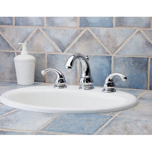 Price Pfister Treviso Widespread Bathroom Faucet   GT49 DC00