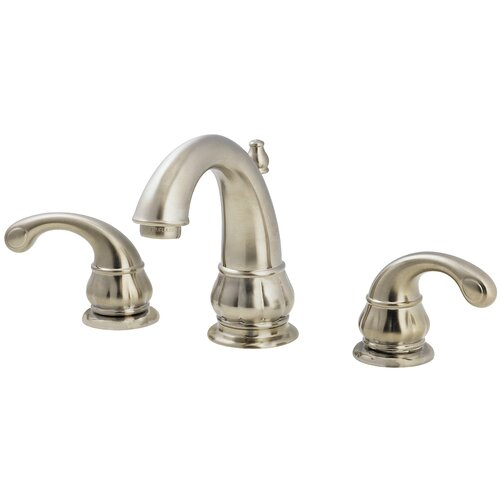 Price Pfister Treviso Widespread Bathroom Faucet   GT49 DK00
