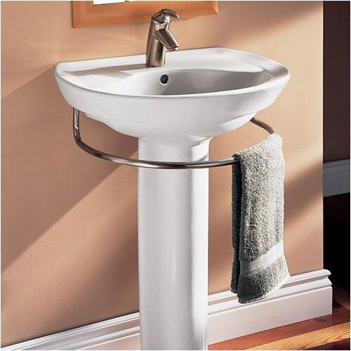 American Standard Ravenna Pedestal Bathroom Sink Set