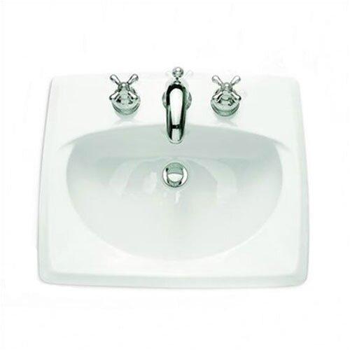 Roselyn Countertop Bathroom Sink