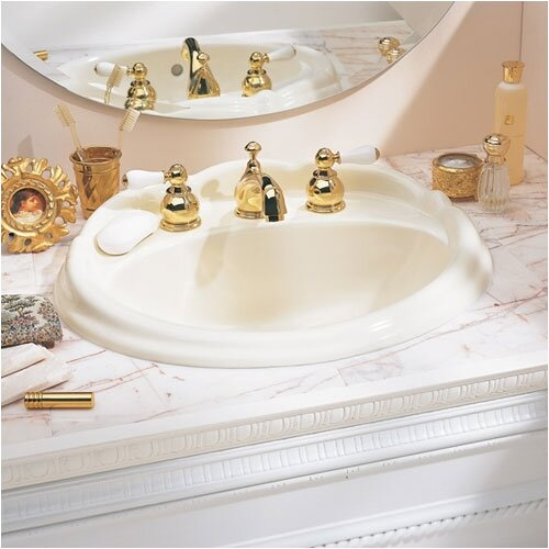 American Standard Reminiscence Countertop Bathroom Sink
