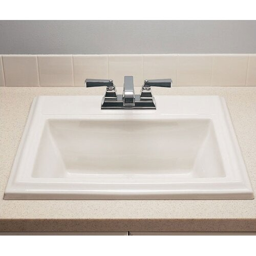 American Standard Town Square Countertop Bathroom Sink