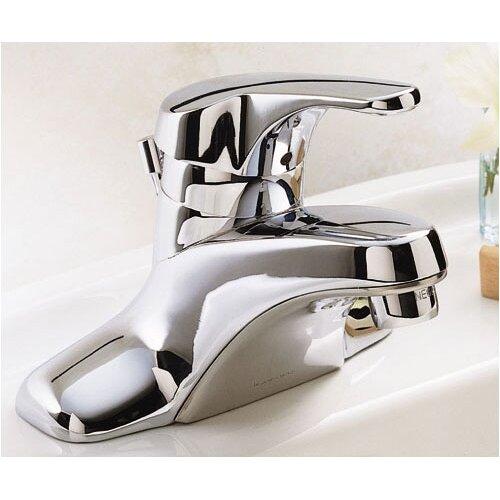 Reliant Single Hole Bathroom Faucet with Single Handle