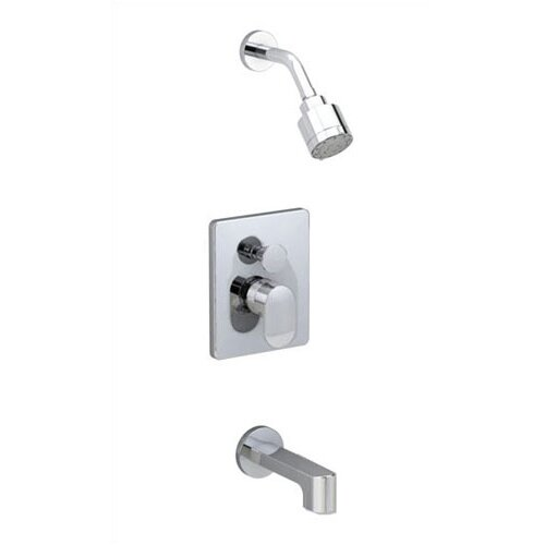 American Standard Rough Valve Body Shower with Integral Diverter