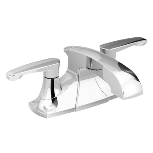 American Standard Copeland Centerset Bathroom Sink Faucet with Double Lever Handles