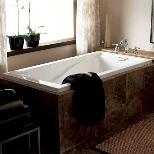 "American Standard Evolution 60"" x 32"" Deep Air Tub"