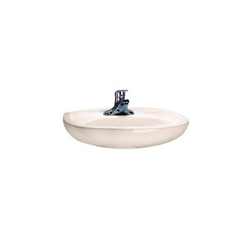 "American Standard Colony 24"" Pedestal Bathroom Sink (Bowl Only)"