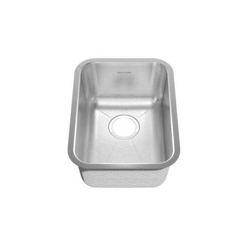 "American Standard 18.75"" x 13.75"" Undermount Single Bowl Kitchen Sink"