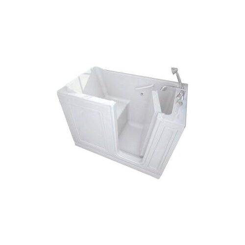 "American Standard 50"" x 30"" Walk In Tub with Quick Drain"