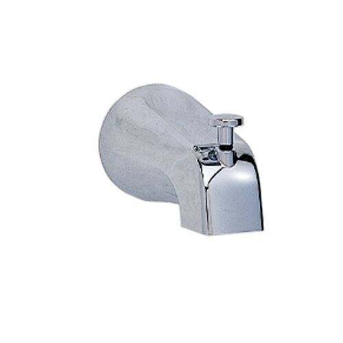 "American Standard Slip-On 4"" Diverter Tub Spout"
